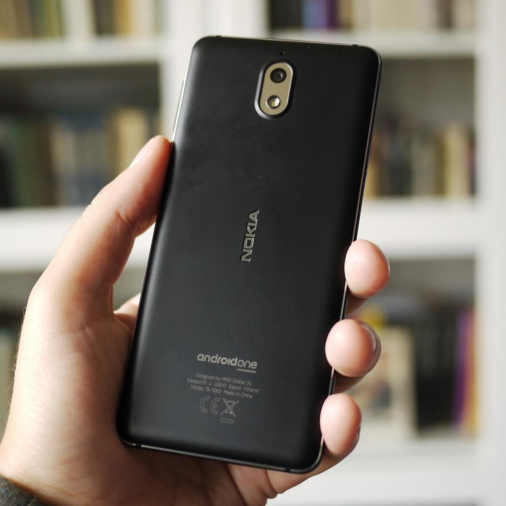 Обзор Nokia 3.1: представительный бюджетный вариант Другие устройства  - 1-3