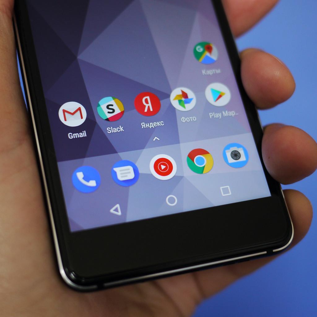 Обзор Nokia 3.1: представительный бюджетный вариант Другие устройства  - 9-1-1