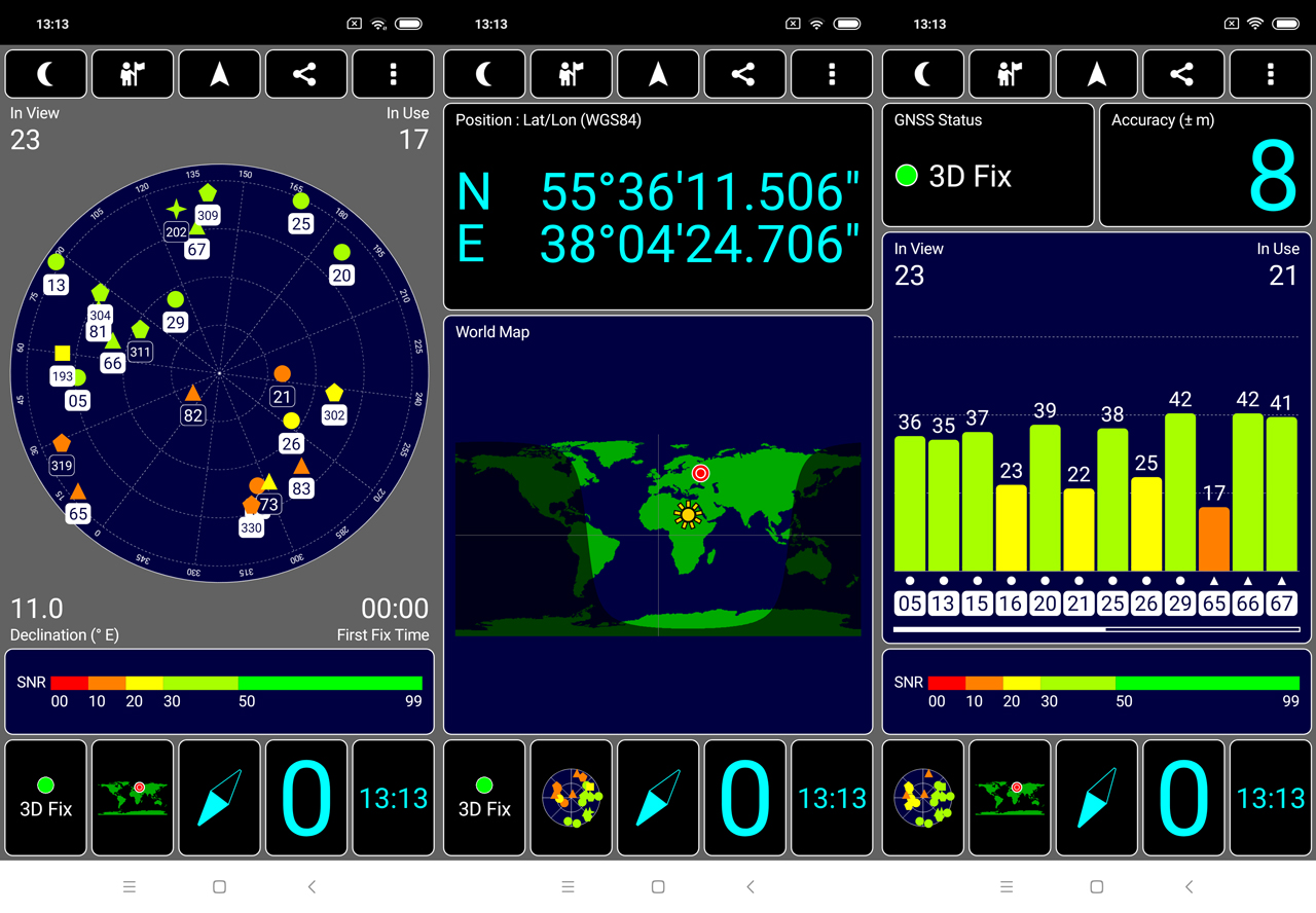 Обзор Xiaomi Mi 8: победитель среди двойников Xiaomi  - 0-3