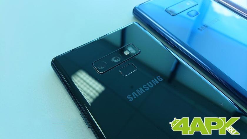 Samsung Galaxy Note 9: узрели своими глазами Samsung  - 6a8c59afd6d17cb56956ef3887d014b7-1