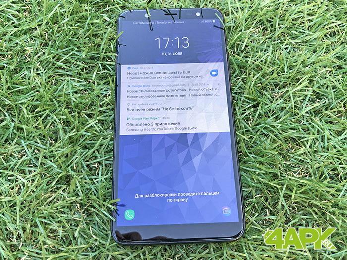Обзор Samsung Galaxy J8: дорогой бюджетник среднего класса? Samsung  - DGL_IMG_1898_5911