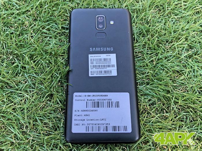 Обзор Samsung Galaxy J8: дорогой бюджетник среднего класса? Samsung  - DGL_IMG_1899_4740