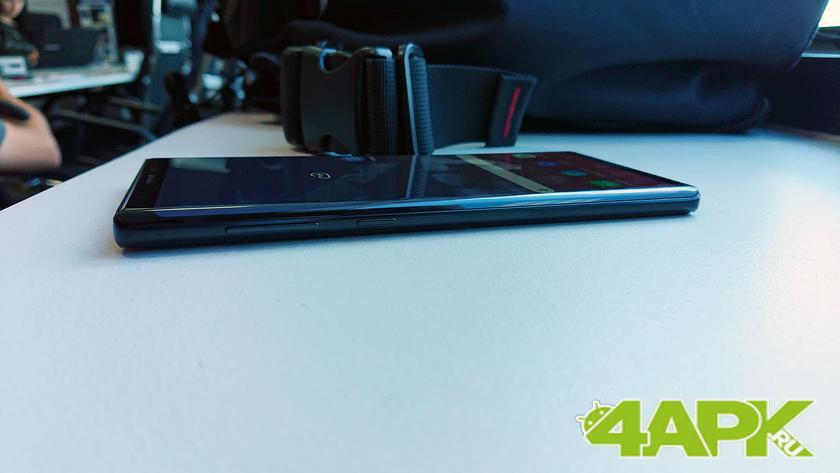 Samsung Galaxy Note 9: узрели своими глазами Samsung  - be1e18ebb9dc44ecb18406b0197394df