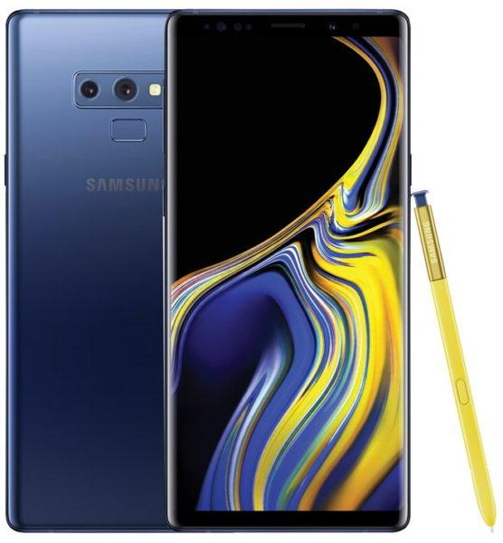 Анонсирован Samsung Galaxy Note 9: S Pen и DeX Samsung  - galaxy_note_9_brown_03
