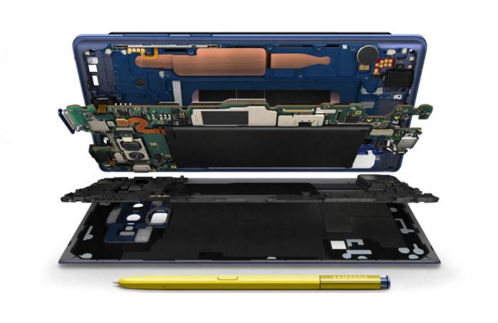 Анонсирован Samsung Galaxy Note 9: S Pen и DeX Samsung  - galaxy_note_9_press_01