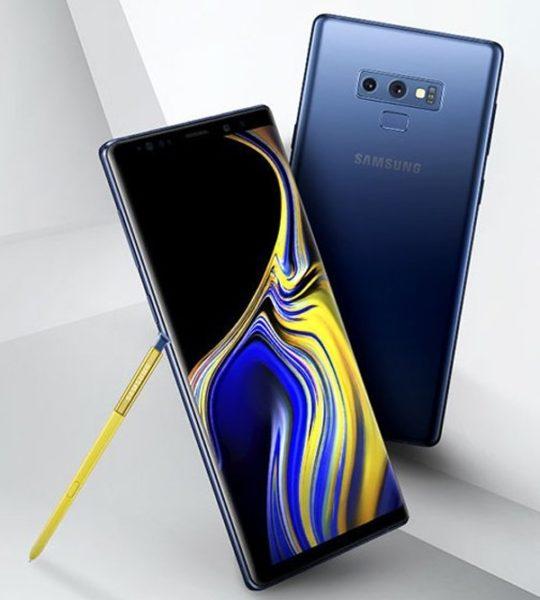 Samsung Galaxy Note 9: Особенности и цена в 90 тысяч рублей Samsung  - lo9nxeho