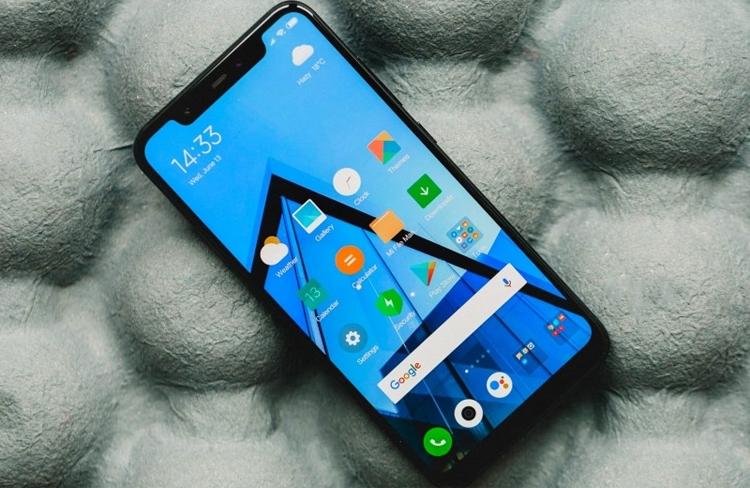 Xiaomi Pocophone F1: Характеристики, дизайн и цена Xiaomi  - poco2