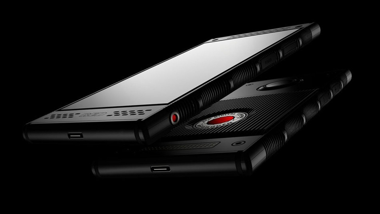 Выход RED Hydrogen One: смартфона с голографическим экраном Другие устройства  - red1-1