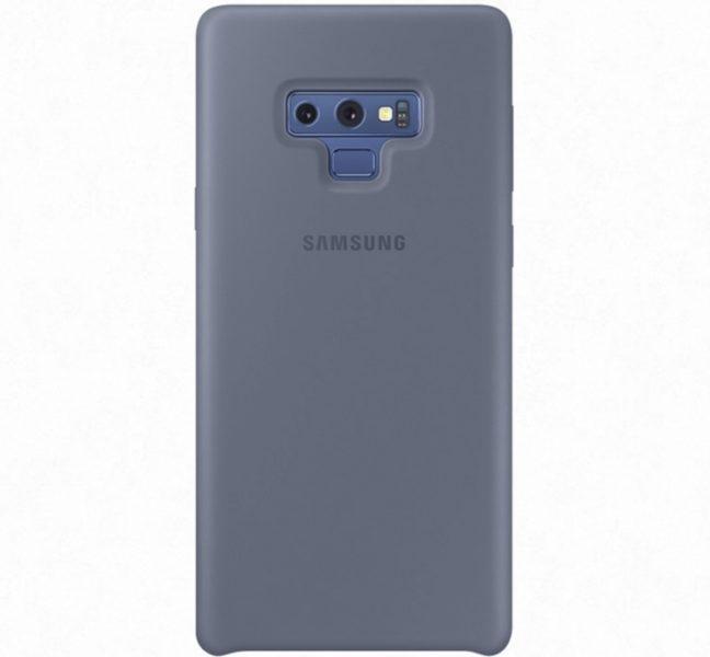 Аксессуары для нового Galaxy Note 9: чехлы, зарядная станция Samsung  - sa0