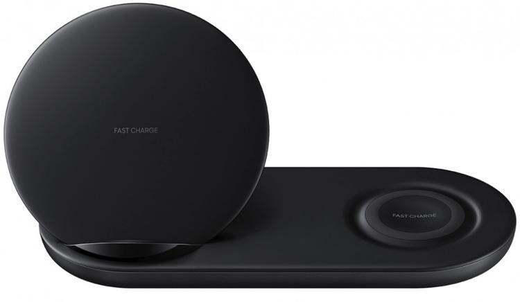Аксессуары для нового Galaxy Note 9: чехлы, зарядная станция Samsung  - sa13