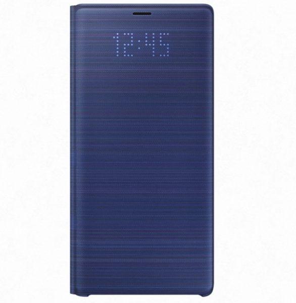 Аксессуары для нового Galaxy Note 9: чехлы, зарядная станция Samsung  - sa4