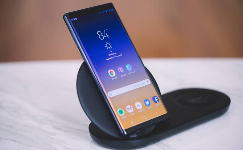 Samsung Galaxy Note 10: первые подробности Samsung  - Samsung-GALAXY-Note-10-da-vinci