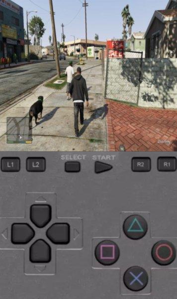 Эмулятор Playstation 3 для Android Игры  - Skrinshot-18-09-2018-165509