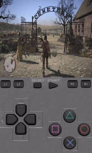 Эмулятор Playstation 3 для Android Игры  - Skrinshot-18-09-2018-165524
