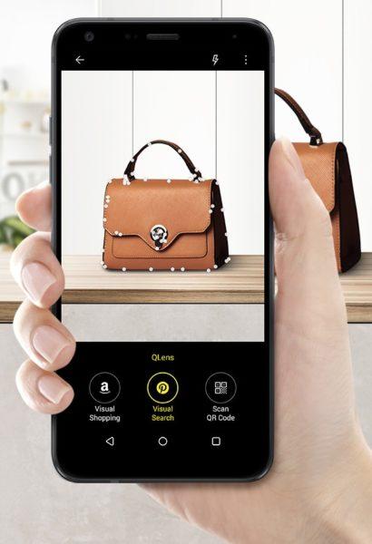 Быстрый обзор LG Q7 и Q7+: прочность превыше всего LG  - lg-q7-QLens
