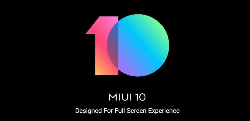Xiaomi Redmi Note 5 можно обновить до MIUI 10 Global Stable Xiaomi  - miui-10-global-beta-banner-870x420