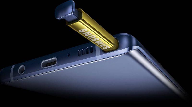 Samsung Galaxy Note 10: первые подробности Samsung  - samsung-galaxy-note-10-1-800x445