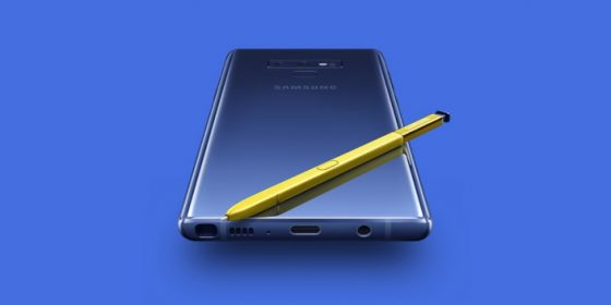 Samsung Galaxy Note 10: первые подробности Samsung  - samsung_galaxy_note_10-560x280