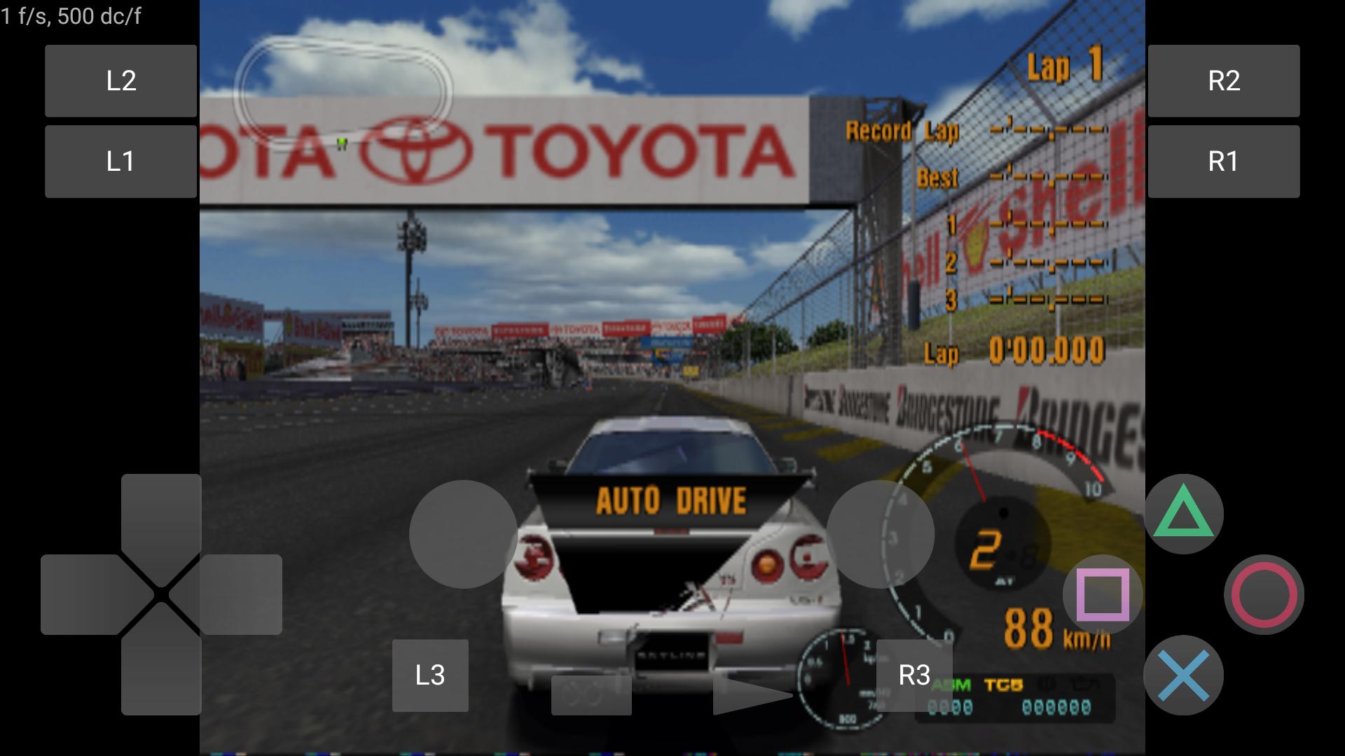 Эмулятор Playstation 2 для Android Игры  - screenshot_20170320-164255