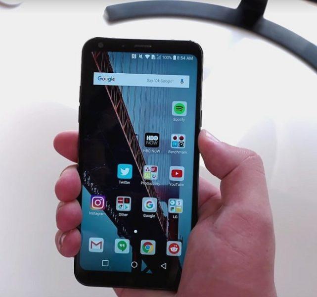 Быстрый обзор LG Q7 и Q7+: прочность превыше всего LG  - smartfon-lg-q7