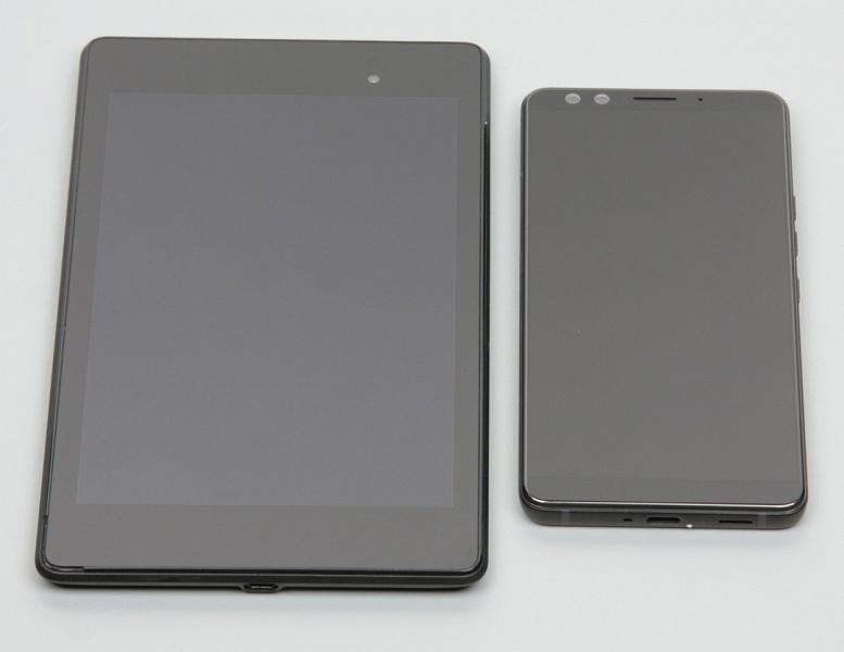 Обзор HTC U12+: спорный гаджет с необычным дизайном LG  - vsrefl_61807