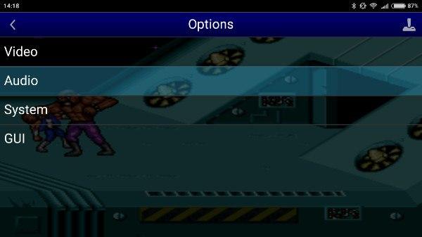 Быстрая настройка лучшего эмулятора Sega для Android Игры  - bKNZvtkKWU4