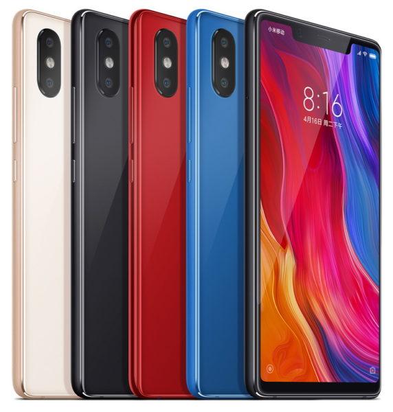 Быстрый обзор на Xiaomi Mi8 SE:  гаджет без излишеств и NFC Xiaomi  - xiaomi_mi8_se_press_02