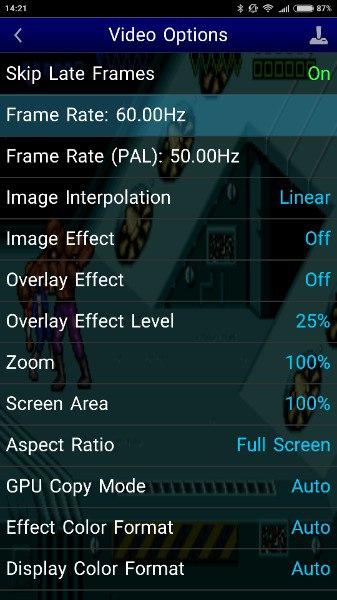 Быстрая настройка лучшего эмулятора Sega для Android Игры  - oQyQjo6_88w