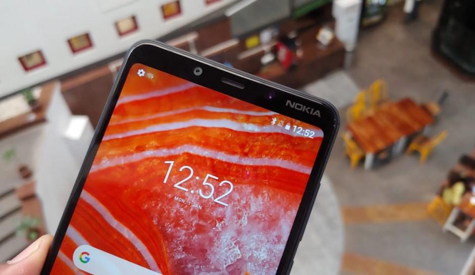 Анонс Nokia 3.1 Plus: доступный Nokia с двойной камерой Другие устройства  - 8787