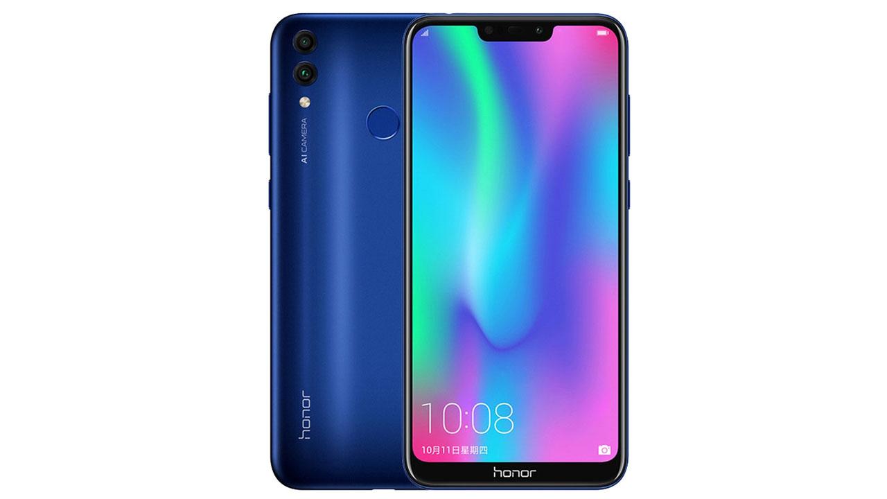 Honor 8C на платформе Snapdragon 632 снабжен экраном HD+ Huawei  - Bez-imeni-1-13