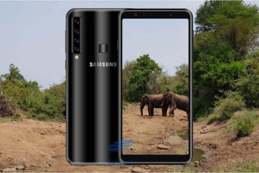 В сеть появились характеристики Samsung Galaxy A9s с 4-мя тыльными камерами Samsung  - Entire-Samsung-Galaxy-A9s-spec-sheet-gets-detailed-in-latest-leak_large