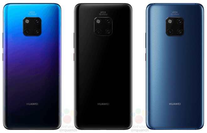 Huawei Mate 20 Pro: все что известно на данный момент Xiaomi  - Huawei-Mate-20-Pro-1539264373-0-12