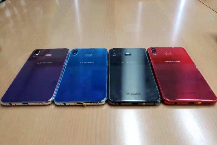 Galaxy A6s