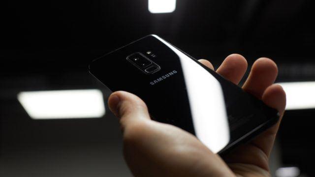 Samsung создает свой смартфон для геймеров Samsung  - Samsung-smartphone-640x360