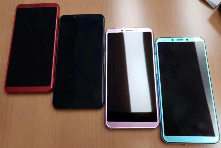 Фото раскрывшие облик Samsung Galaxy A6s Samsung  - a1
