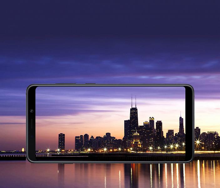 Первый в мире смартфон с 4-мя камерами  Samsung Galaxy A9 Samsung  - image-2_large