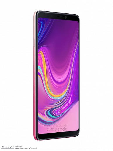 Первый в мире смартфон с 4-мя камерами  Samsung Galaxy A9 Samsung  - samsung-galaxy-a9-2018-sm-a920-1539190132-0-0_large