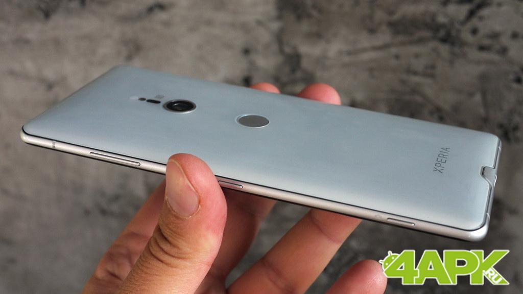 Обзор Sony Xperia XZ3: необычные рамки и OLED экран Другие устройства  - 4-2