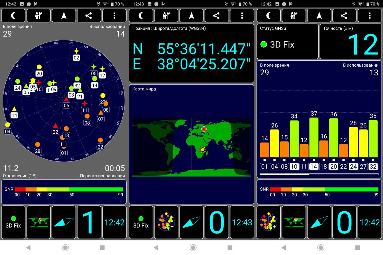 Обзор Sony Xperia XZ3: необычные рамки и OLED экран Другие устройства  - 8-2