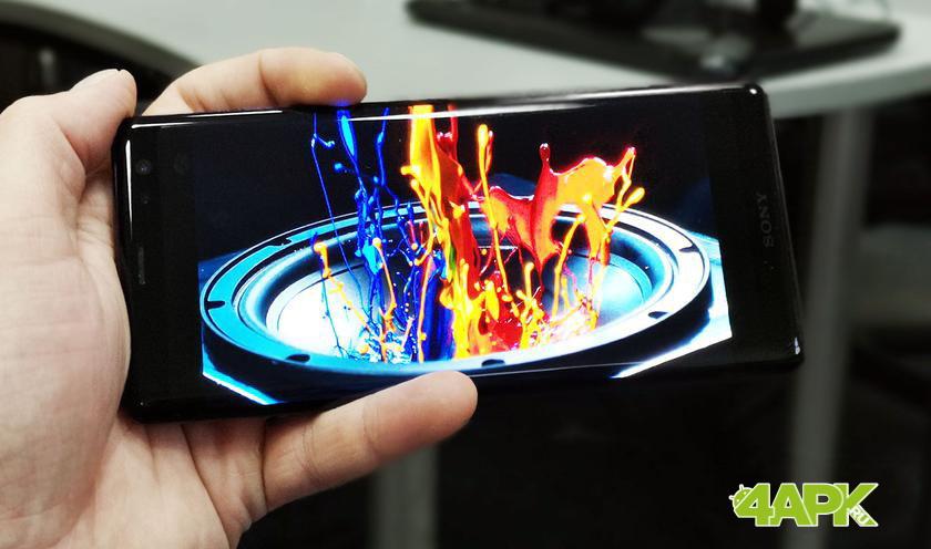 Обзор Sony Xperia XZ3: особенный гаджет Другие устройства  - 9bdf50d95469effecb9bf72f692972fe