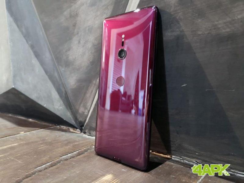 Обзор Sony Xperia XZ3: особенный гаджет Другие устройства  - de9eec82905610217fd9d989958766f5