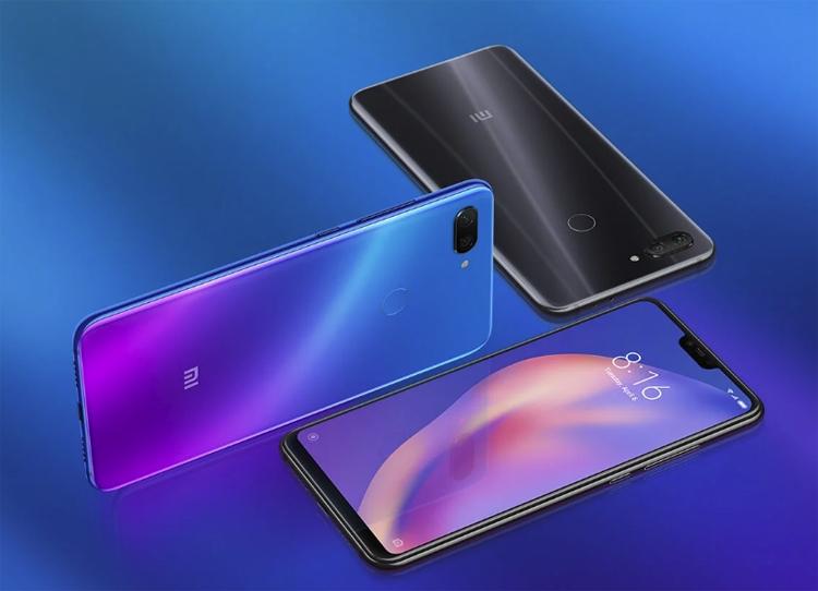 Xiaomi Mi 8 Lite появится в новой модификации Huawei  - mi1