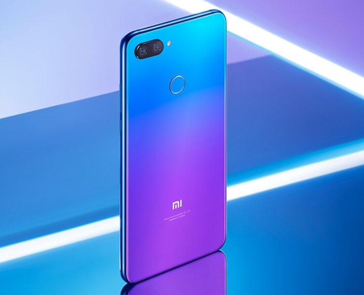 Xiaomi Mi 8 Lite появится в новой модификации Huawei  - mi2