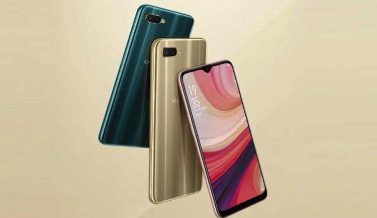 OPPO A7 новый смартфон. 6,2-дюймовый экран с каплевидным вырезом Другие устройства  - oppo1-1