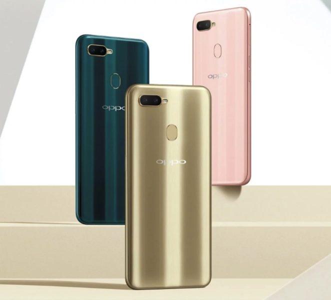 OPPO A7 новый смартфон. 6,2-дюймовый экран с каплевидным вырезом Другие устройства  - oppo2-1