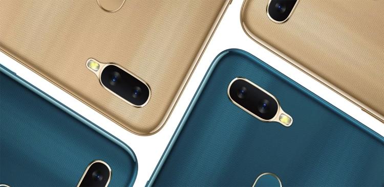 OPPO A7 новый смартфон. 6,2-дюймовый экран с каплевидным вырезом Другие устройства  - oppo3