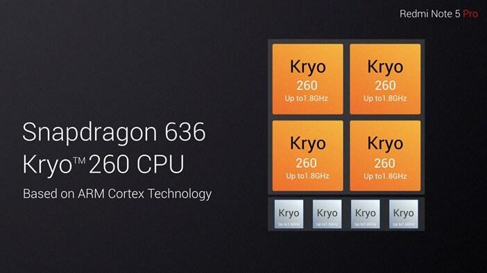 Сравнение: Snapdragon 636 против 625, 660 и 710 Другие устройства  - Snapdragon-636-Kryo-260-all-cores