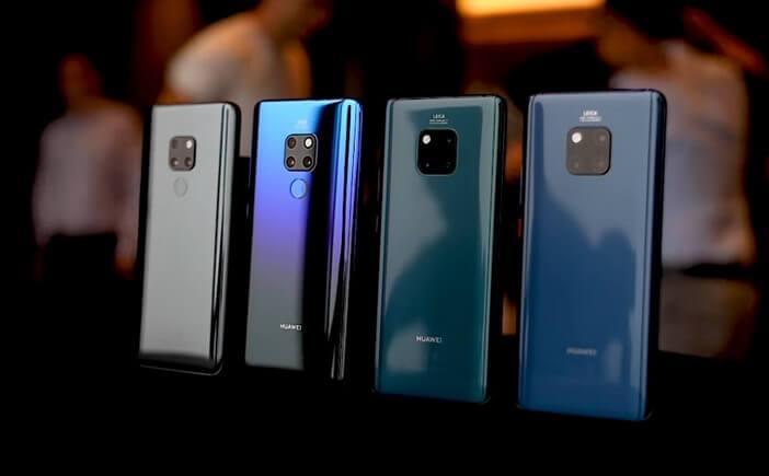 Отличия гаджетов Huawei: Mate 20 против Mate 20 Pro, P20 и P20 Pro Huawei  - Mate-20-and-Mate-20-Pro-backside