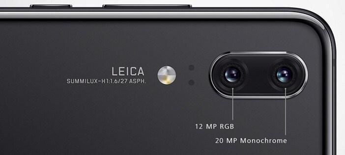 Отличия гаджетов Huawei: Mate 20 против Mate 20 Pro, P20 и P20 Pro Huawei  - P20-camera-modules