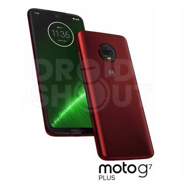 Качественные рендеры семейства Moto G7 Другие устройства  - moto2